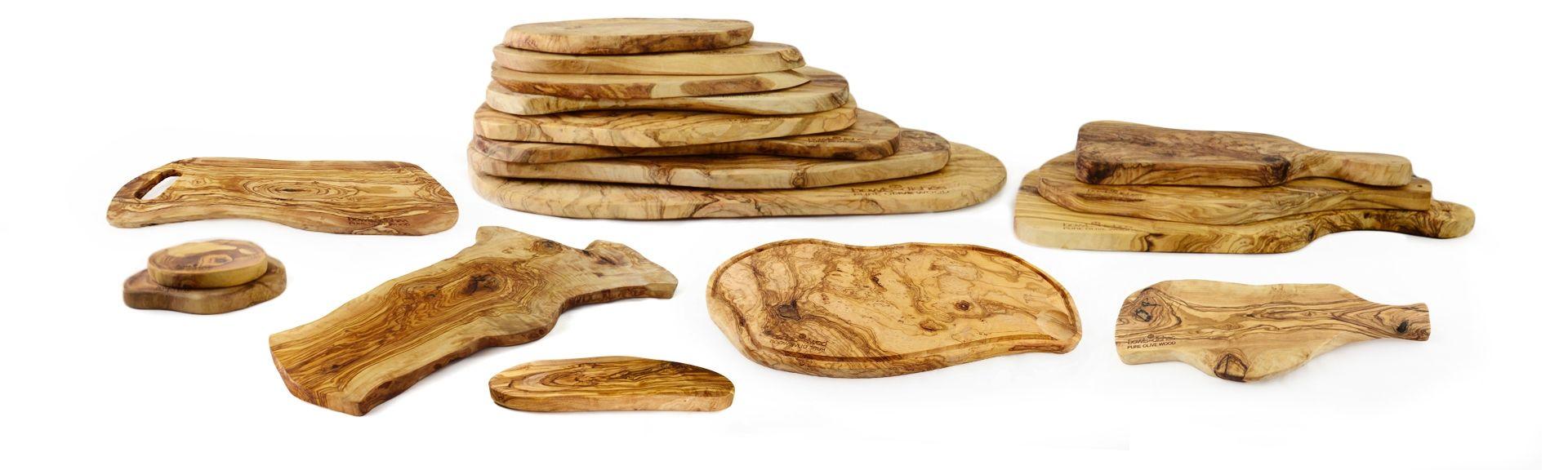 Pure Olive Wood Planken